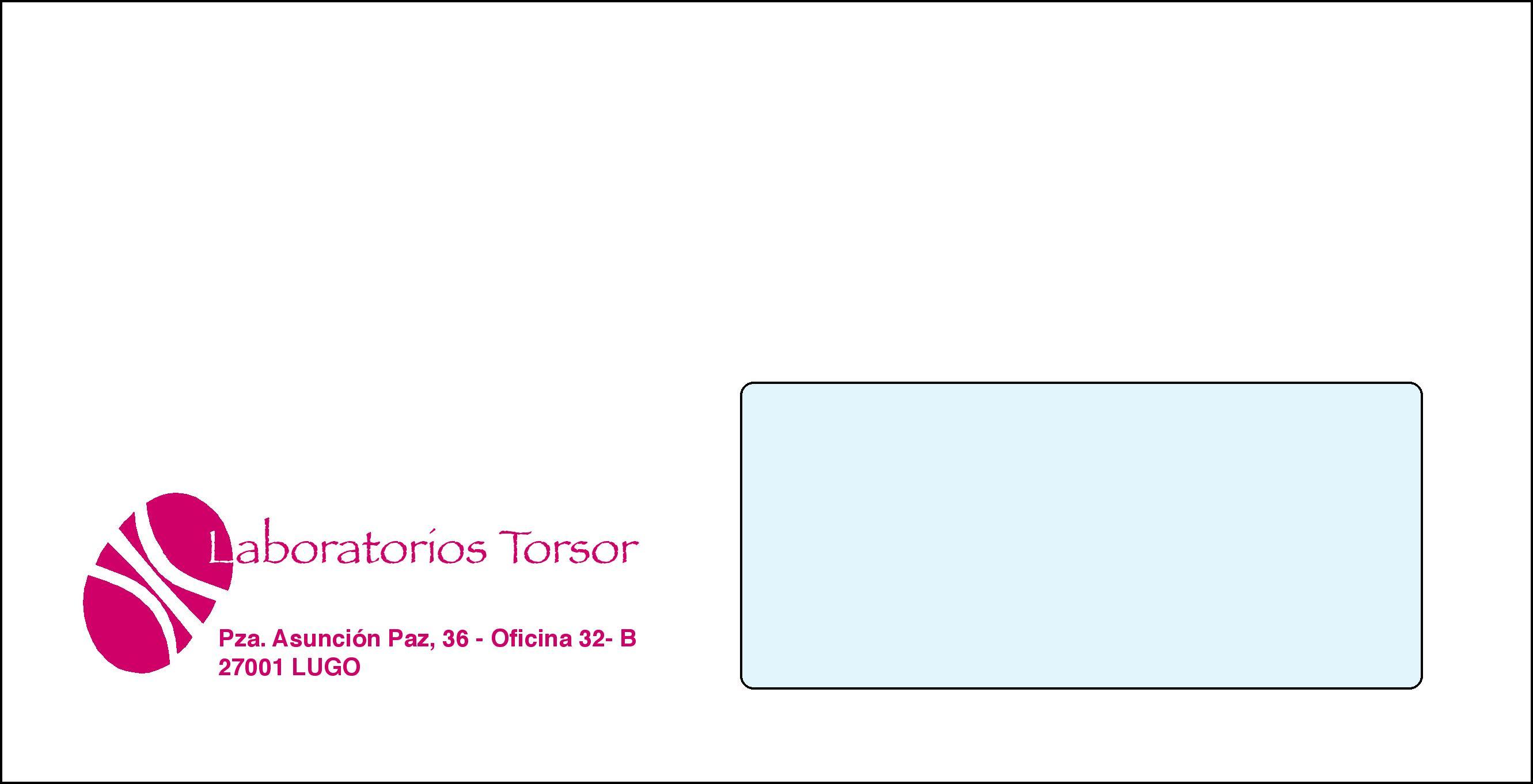 Sobres Americanos (Cierre Autoadhesivo) - Tamaño 11,5x22,5 cms.